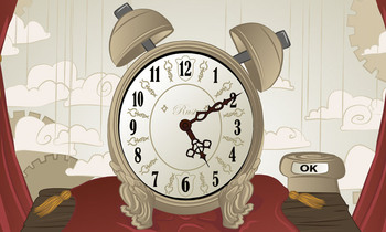 My pet clock |