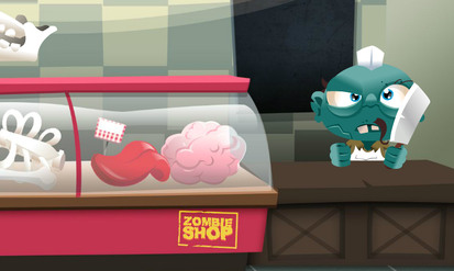 Zombie Shop 2 - SpeakyPlanet