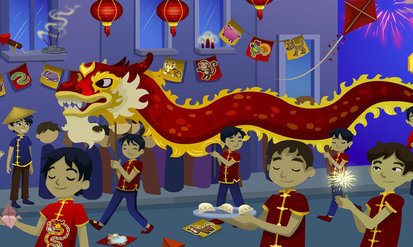 Soirée du Nouvel An chinois 1 - SpeakyPlanet