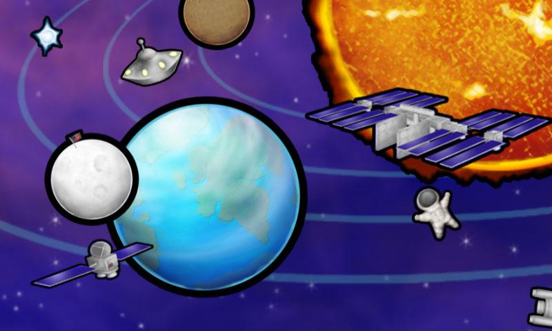 Voyage spatial - SpeakyPlanet
