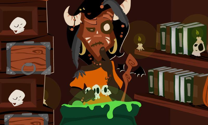 Witch's brew - SpeakyPlanet