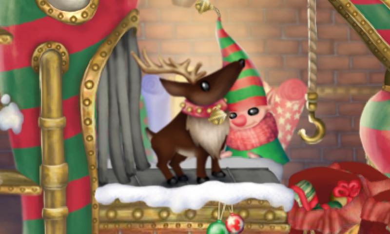 La fabrique du Père Noël - SpeakyPlanet