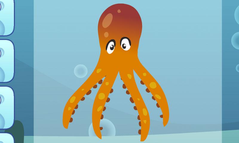 Marine animals - SpeakyPlanet
