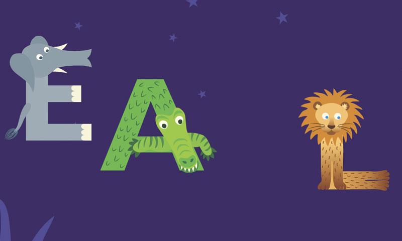 The alphabet of animals - SpeakyPlanet