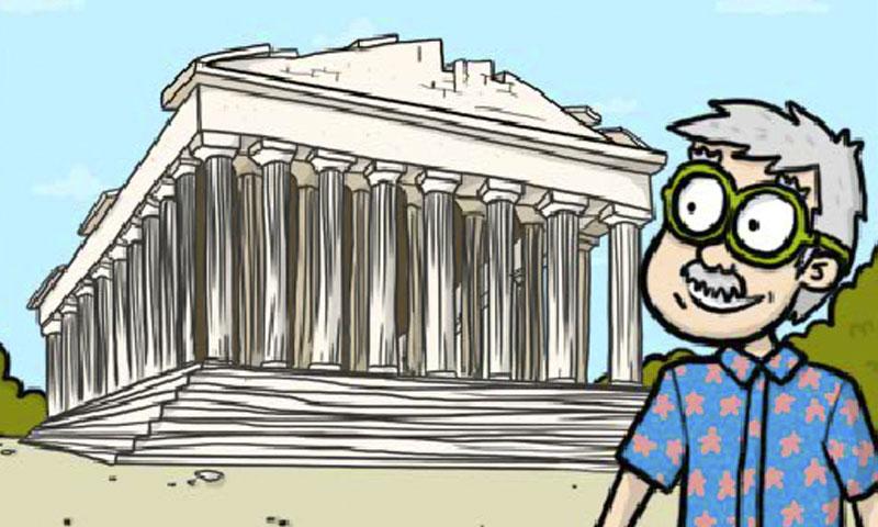 Reise nach Griechenland - SpeakyPlanet