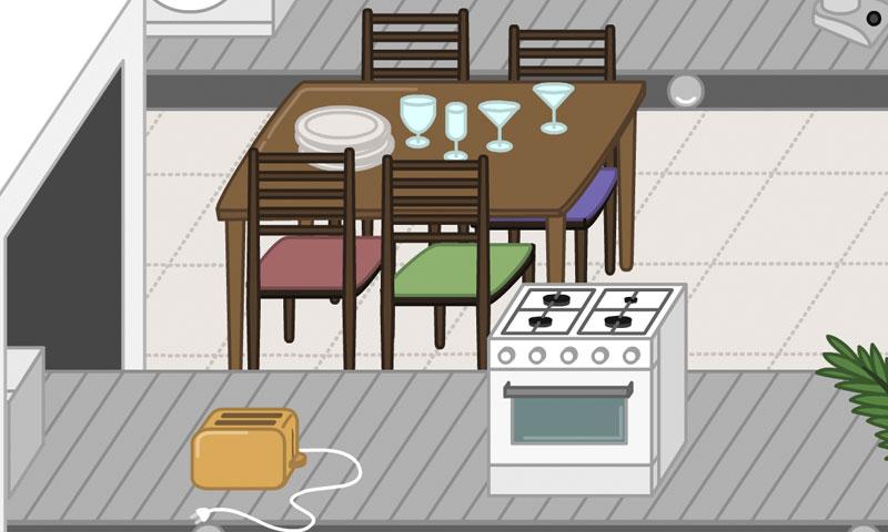 Hooray for household appliances - SpeakyPlanet