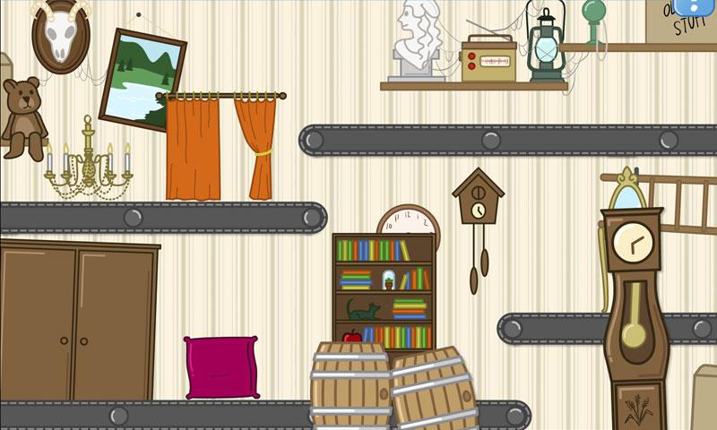 Furniture fun - SpeakyPlanet
