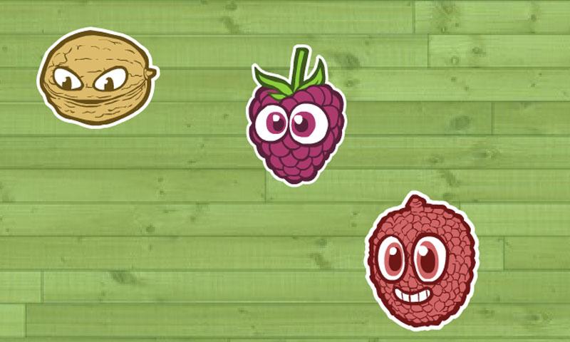 Fruits en pagaille - SpeakyPlanet
