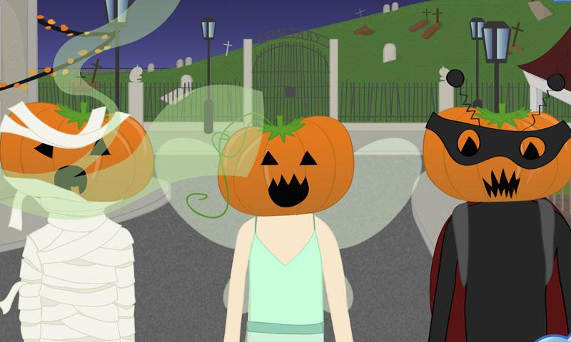 Geheimnis um Halloween - SpeakyPlanet