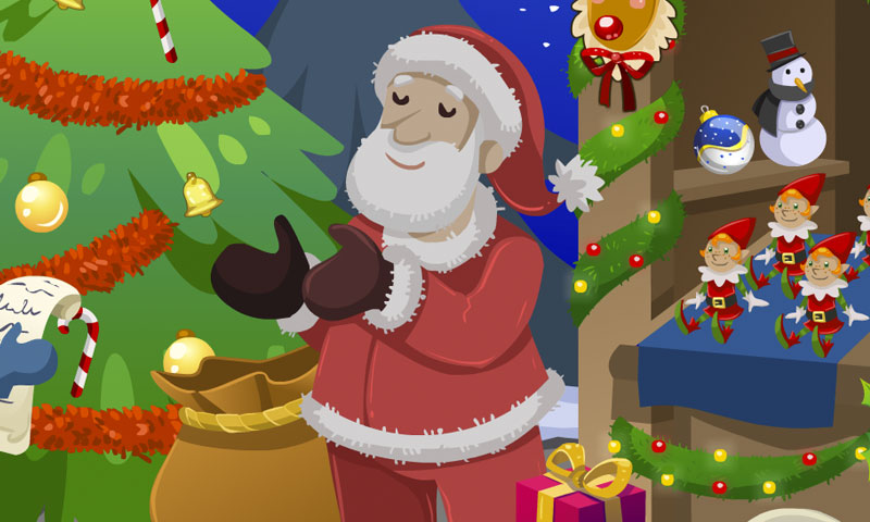 Christmas night - SpeakyPlanet