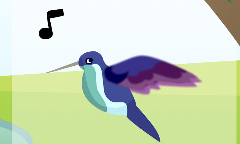 Les oiseaux - SpeakyPlanet