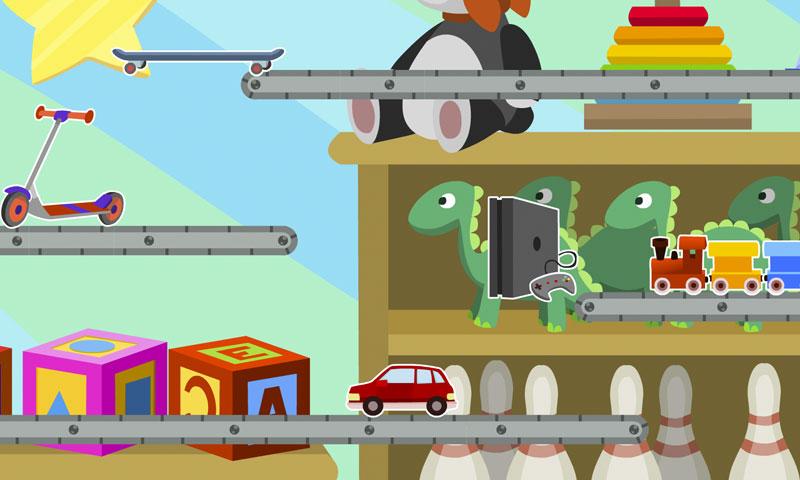 Verrücktes Spielzeug - SpeakyPlanet