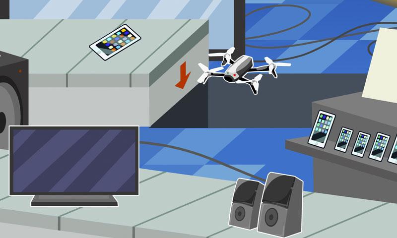 Laufband - elektronische Geräte - SpeakyPlanet