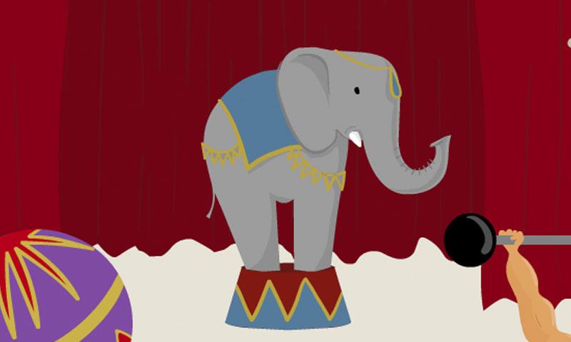 Bienvenue au cirque ! - SpeakyPlanet