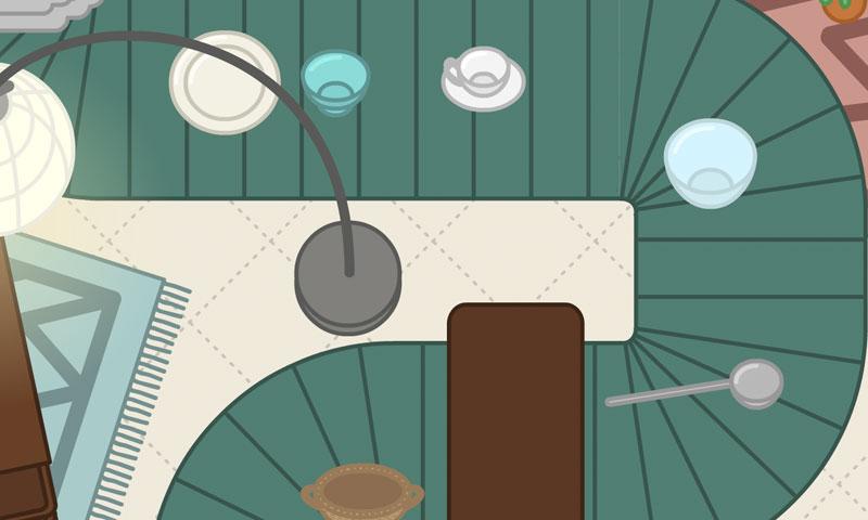 La vaisselle en folie - SpeakyPlanet