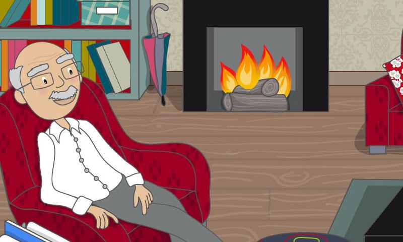 The living-room - SpeakyPlanet