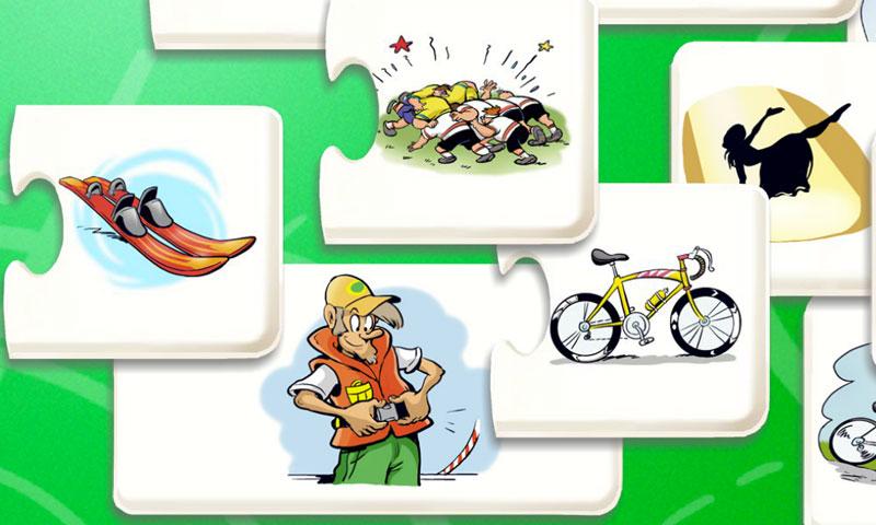 Paires sport 2 - SpeakyPlanet